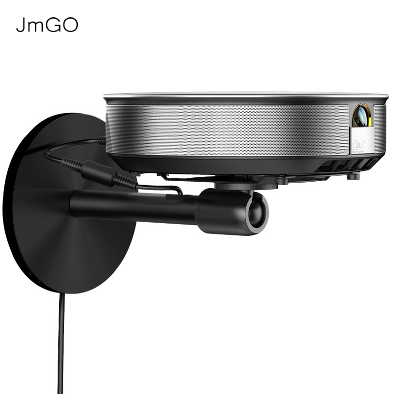 JmGO Original Projector Accessories Tilt Wall Ceiling Mount with Ball Head For JmGO G1 P2 G3 PRO Projector original belarus yukon 29032 nvmt head mount night vision head mount monocular head mount with two screws free shipping