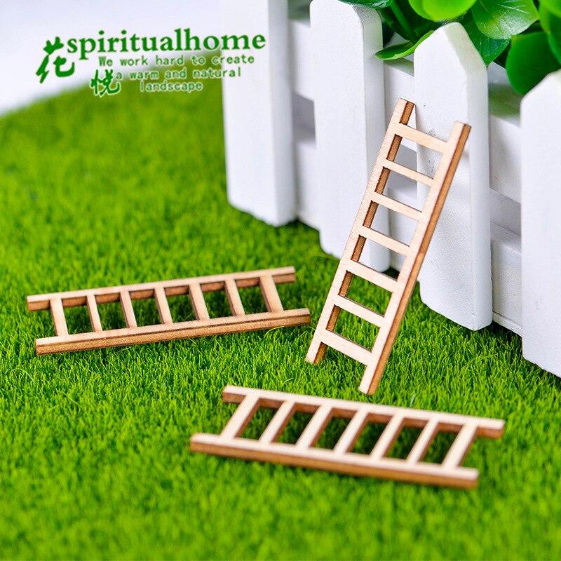 Architecture scale model ladders for model train scenerly micro railway roadside toys