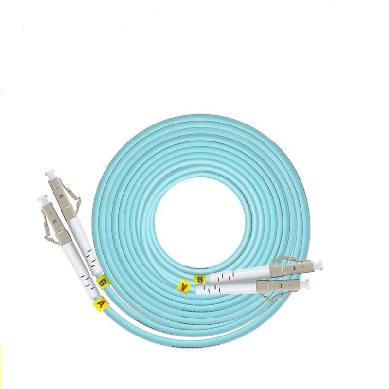 0.3-15m LC-SC Duplex Multimode 62.5//125 Optic Fiber Optics Network Patch Cable