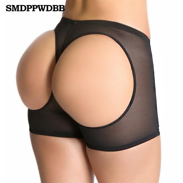 4e78f5db8f92d Sexy Brazilian Butt Lift Booster Booty Lifter Pants Woman Control Panties  Body Shaper Enhancer Girdle Women Control Bum
