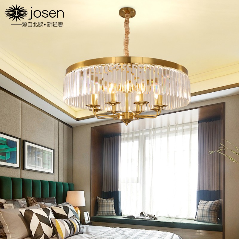 Ceiling Lights & Fans Led Chandeliers Living Room Suspension Luminaires Ceramic Suspended Lamps Luxury Lighting Fixtures Bedroom Hanging Lights