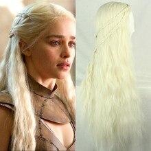 Movie Game of Thrones Daenerys Targaryen Cosplay Headwear Lo