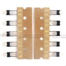 1000 шт./лот черный переключатель DSG1117 для CDJ2000 CDJ900 CDJ850, CDJ400, CDJ350, DDJ-S1& DDJ-T1 паузы воспроизведения кий DSG 1117(10 шт./упак