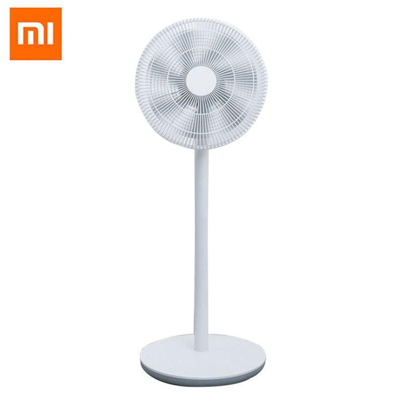 Xiaomi Mijia Mi Smart DC Frequency Stand Fan WiFi Phone APP Remote Control Built In Battery Comfortable Wind with 7 Fan Blades гель д душа nivea ultra 250мл мужской