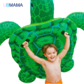 Over 3 Year Old Children High Quality Safety Baby Double Layers Inflatable Swimming Seat Water Floating Sea Turtle Type
