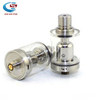 Date hot RTA Doggy Style RTA Tank 22mm Diameter For Vape Box Mod E Cig Quality High Quality Doggy style E cig vaporizer