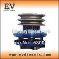 Water pump for cummins NH220 ISX137 LTA10 6CT8.3 engine