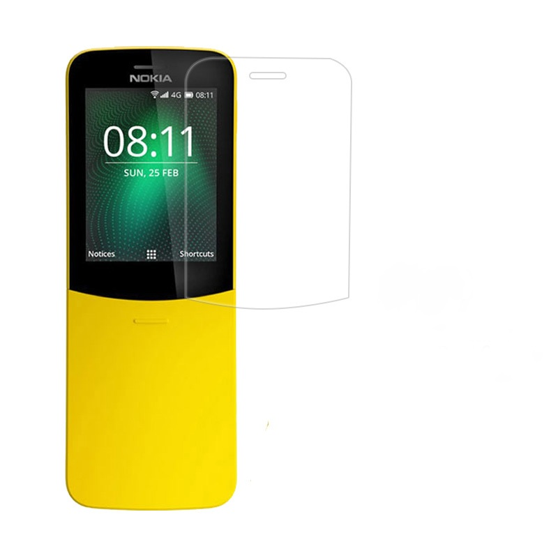 Tempered Glass For Nokia 8110 4G Ultra Screen Protector 9H 2.5D Phone Protective Film For Nokia 8110 On Glass