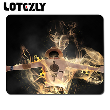 One piece Portgas-D-Ace Anime Mouse Pad High Quality Durable Large Gaming Anti-slip Mouse Pad Anime Optical Rubber Mouse Mats