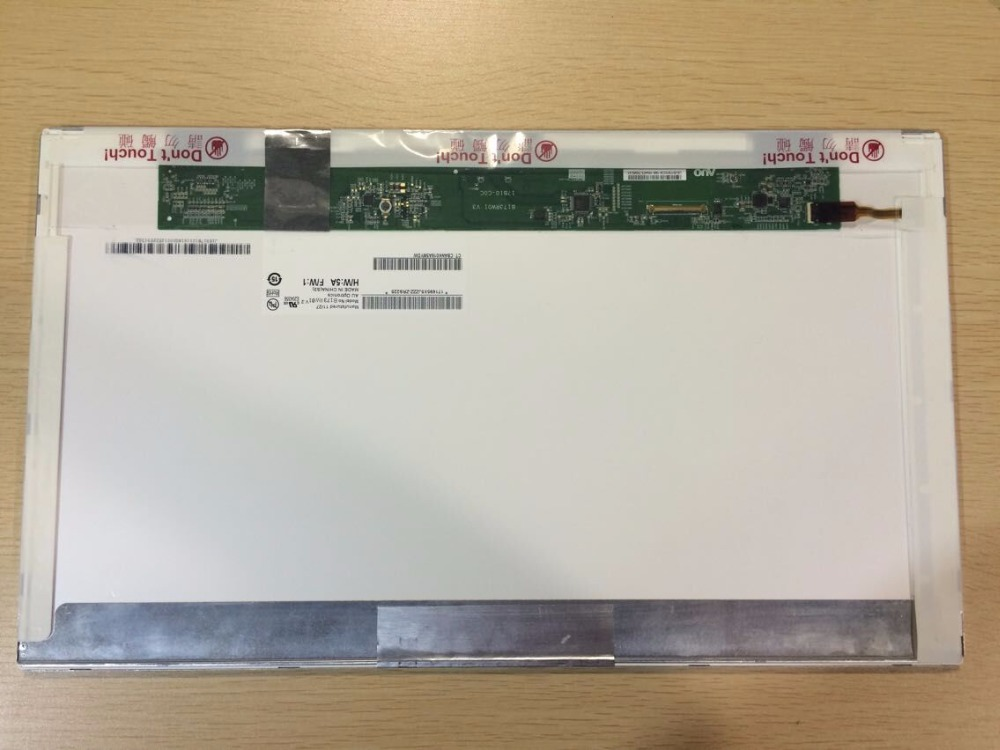 """Фото New 17.3"""" LED LCD Screen Replacement For Toshiba Satellite C675-S7103 , C675 Series"""