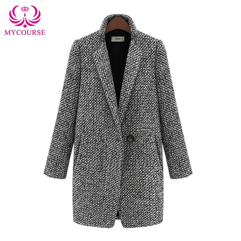 Online Get Cheap Women's Designer Grey Wool Coat -Aliexpress ...