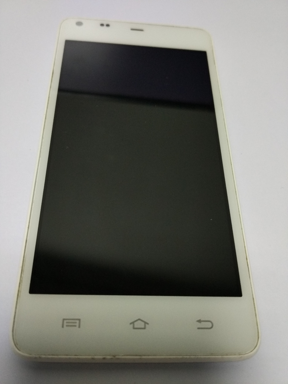 THL T5 Screen 100% used old lcd display+Touch screen+Frame repair accessories for THL T5 phone Freeship+Tracking