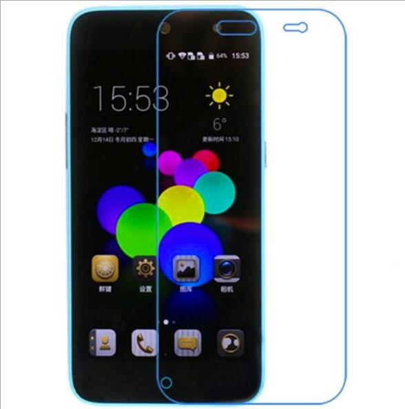Tempered Glass Screen Protector For <font><b>ZTE</b></font> Blade A1 C880 <font><b>c880s</b></font> C880U 9H Hard Hi-Q 0.3mm 2.5D Explosion Proof Protective Film image