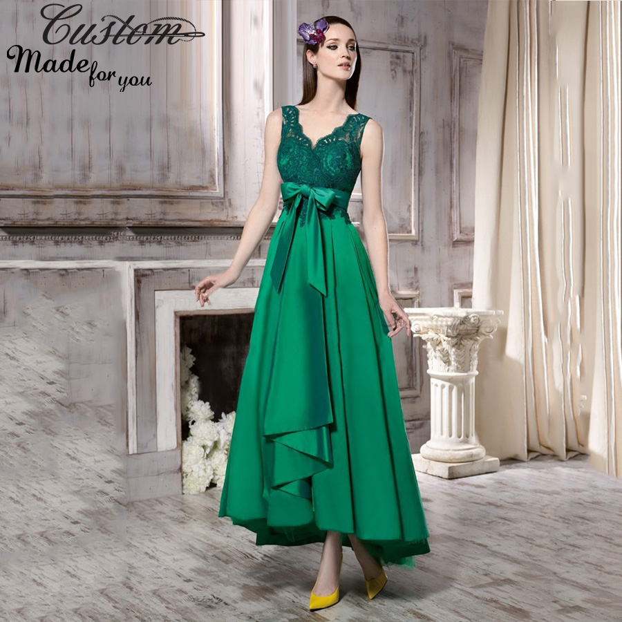 Vintage Emerald Green Bridesmaid Dresses