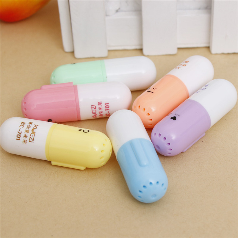 Standing egg and pharmaceutical drug shape checking pen