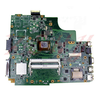 For ASUS K43E Laptop Motherboard DDR3 HM65 i3 cpu K43SD REV5.0 Free Shipping 100% test ok