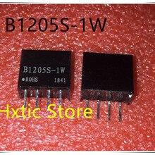 1 шт. B1205S-1W dc преобразователь 12 В до 5 В 0.2a изолированный dcdc модуль питания
