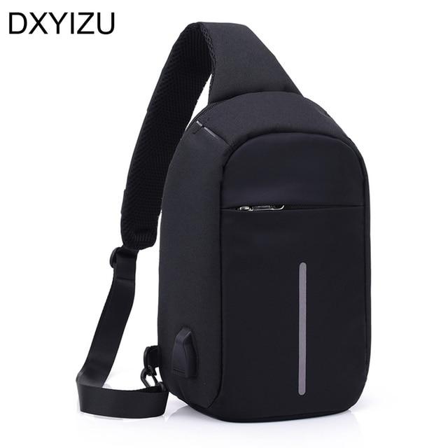 668483d62d newest Reflective travel sling chest pack designer crossbody bag man shoulder  purse Anti-theft men messenger bags for women 2017