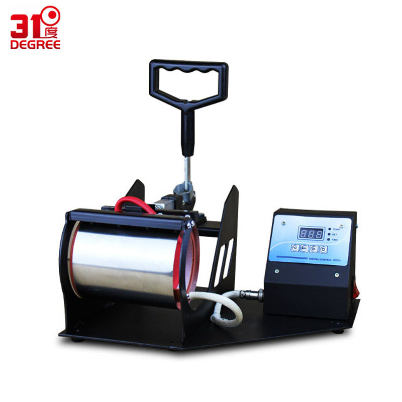 Mugs Sublimation Press Heat Printer Cup Machine With Multifunction Device Photo Color Ink Printer