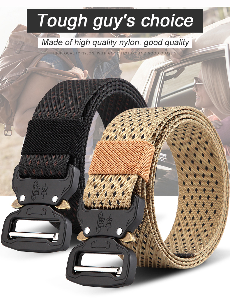 HTB1A8mfeUGF3KVjSZFmq6zqPXXaZ - Tactical Belt New Nylon Army Belt Men Molle Military SWAT Combat Belts Knock Off Emergency Survival Belt Tactical Gear