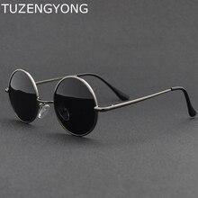 2018 New Brand Designer Classic Round Sunglasses Men Women P