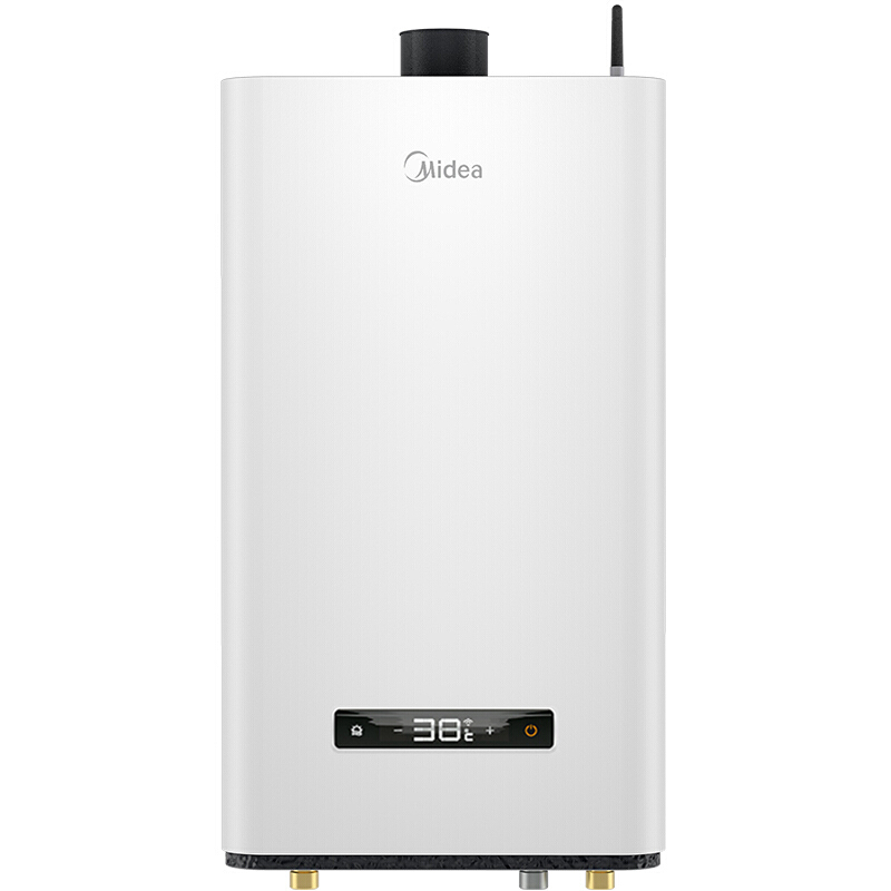 Midea Dual Frequency Constant Temperature Intelligent 13L Gas Water Heater Adjustment-free Variable Wash Mute Tankless