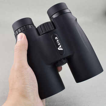 Asika 10x42 Binoculars High Quality Camping Hunting Scopes Telescopes Bak4 Prism Optics Waterproof Nitrogen Prismaticos De Caza - DISCOUNT ITEM  21% OFF Sports & Entertainment