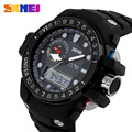 SKMEI 1063 Luxury Brand Shock Men Military Sports Watches Digital LED Quartz Wristwatches Rubber Strap Relogio Masculino Watch