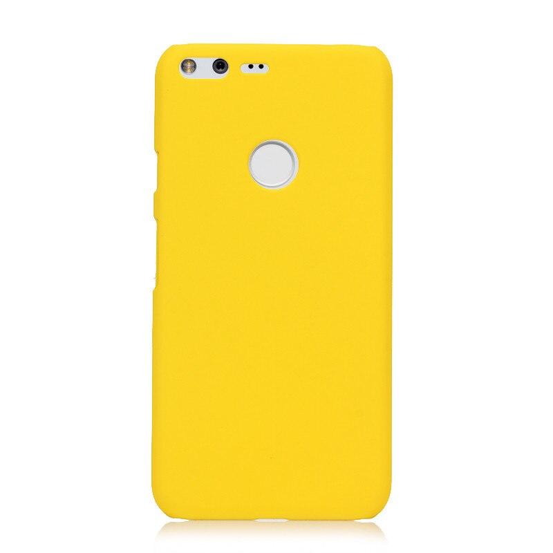 new concept fc1e8 e4711 Phone Case Coque Google Pixel XL Case Slim 360 Matte Hard Plastic PC Candy  Color Back Cover For Fundas Pixel 2 XL Case