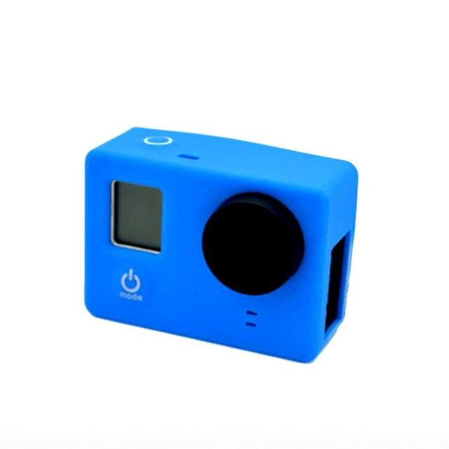 Silicone Case Protective Cover Skin for Gopro Hero 3 3+