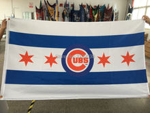 Chicago Cubs Team Flag 3 'X 5' US Football Fans Flag 150 X 90 Cm Banner Brass Metal Holes Flag Chicago Cubs New Designs Cub