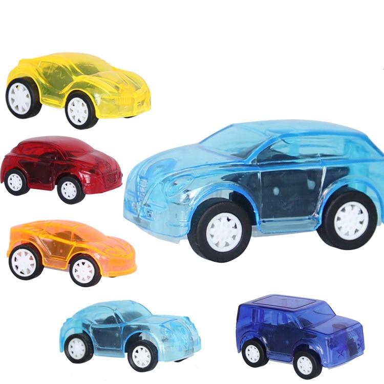 Car Model Good Quality Plastic Mini Pull Back Car Kids