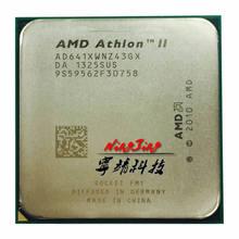Amd athlon ii x4 641 2.8 ghz quad-core processador cpu ad641xwnz43gx soquete fm1