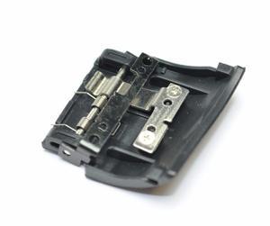Image 2 - Nouveau couvercle de carte mémoire SD pour Nikon D90 avec métal et ressort