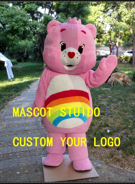 care bear mascot costume custom fancy costume anime cosplay kits mascotte fancy dress carnival costume41933 & care bear mascot costume custom fancy costume anime cosplay kits ...