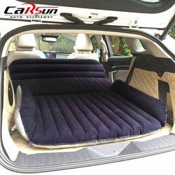 CARSUN samochód kempingowy łóżko 190*130CM nadmuchiwany materac samochodowy Colchon Inflable Para Auto łóżko turystyczne łóżko polowe materac samochodowy