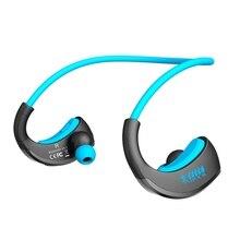 100% Оригинал DACOM Броня IPX5 Водонепроницаемый Спорт Гарнитура Профессиональная Беспроводная Bluetooth V4.1 Ухо-крюк Наушники с Микрофоном