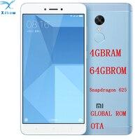 Xiaomi Redmi note 4X PRO PRIME  Snapdragon 625 4GB RAM 64G ROM OCTA Core 5.5