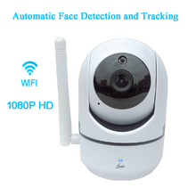 1080P Wireless IP Camera Cloud Wifi Smart Auto Tracking Human Home Security Surveillance CCTV Network