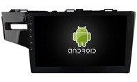 DSP android 8.1.2 gps навигации для Honda Jazz Fit 2014 Navirider dvd плеер автомобиля Мультимедиа лента Авторадио регистраторы головного устройства