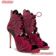 Cross-tied Super High Heels Women Sandals Sexy Peep Toe Lace-up Thin Heels Shoes Women Lace-up Women Party Shoes Casual Sandals