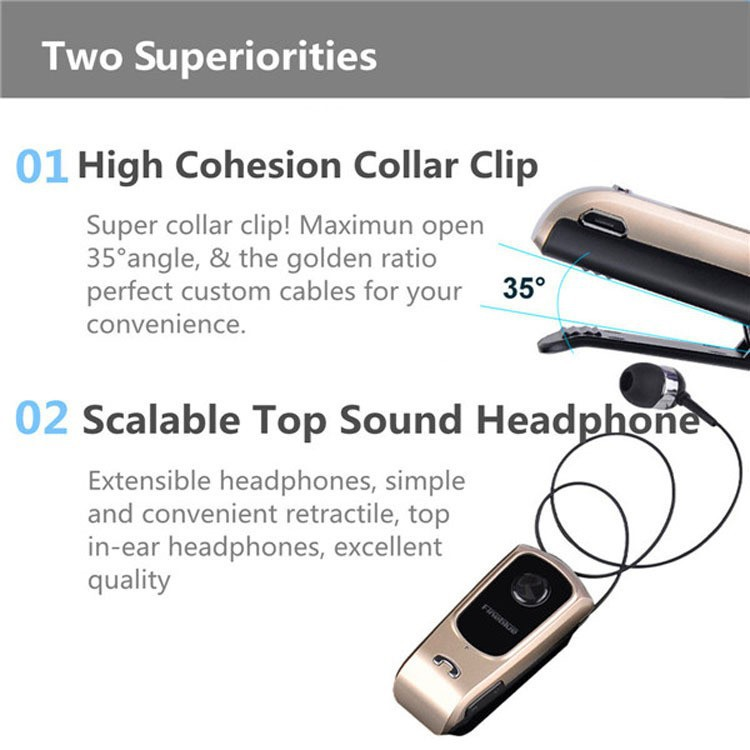 Mini Portable Cordless Bluetooth Business Headphones Support Collar ClipCall vibration Voice number Bests Wireless Mp3 Player Hifi Bass ear Buds Sport Headset (11)
