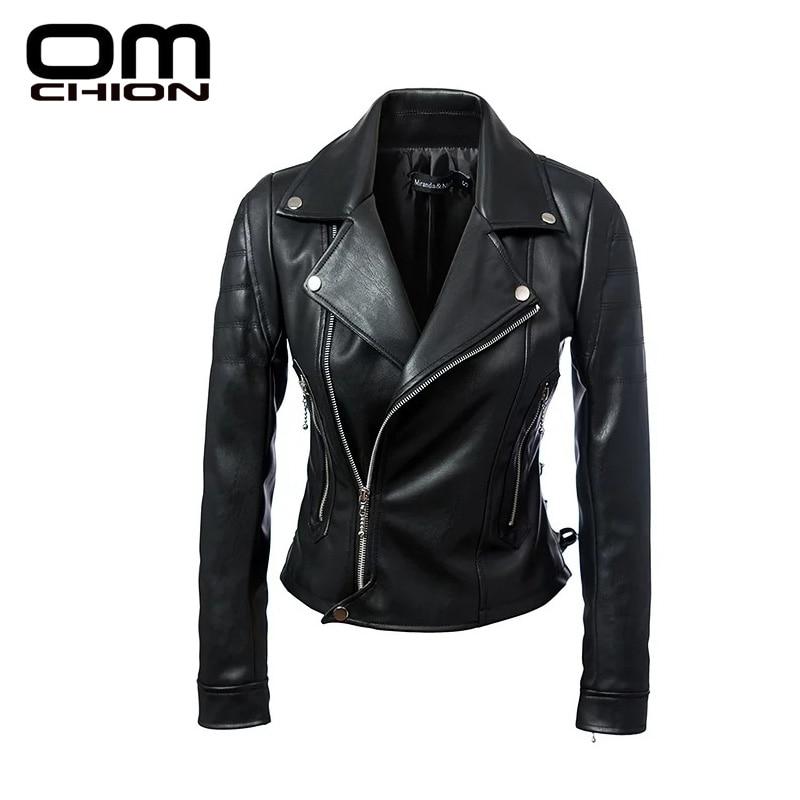 Online Get Cheap Women Faux Leather Jacket -Aliexpress.com ...