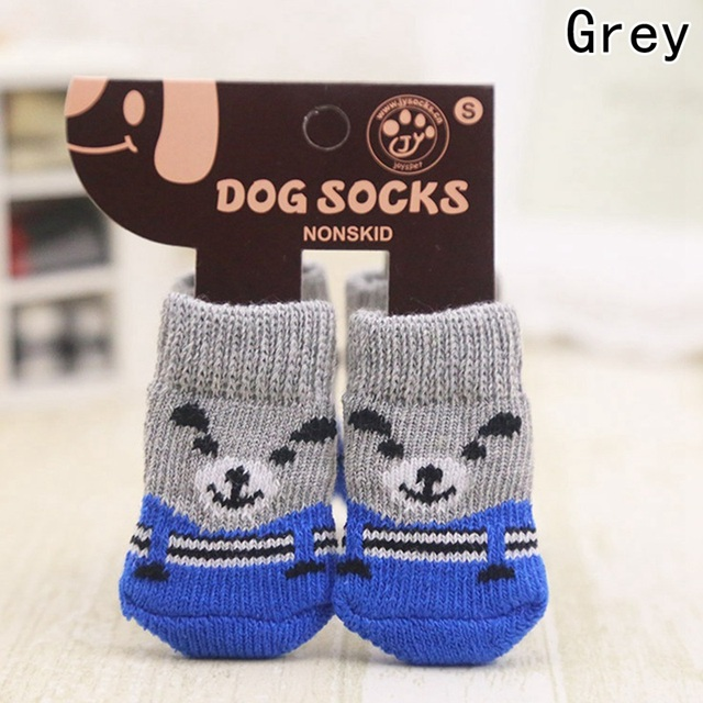 Puppy Small Dog Shoes Warm Soft Cotton