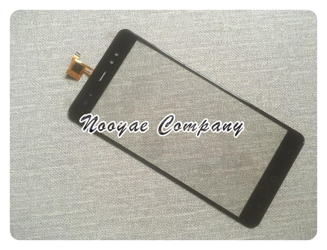Novaphopat TM-5588 remplacement de téléphone pour Texet TM-5580 TM 5580 écran tactile numériseur verre lentille panneau + suivi