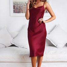 8be8b7224cc76 High Quality Silk Satin Slip Dress-Buy Cheap Silk Satin Slip Dress ...