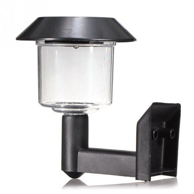 Solaire Chemin Lampe Lumière Sécurité Capteur Extérieur De Rue Mur Étanche Led Spotlight f6ygb7Yv