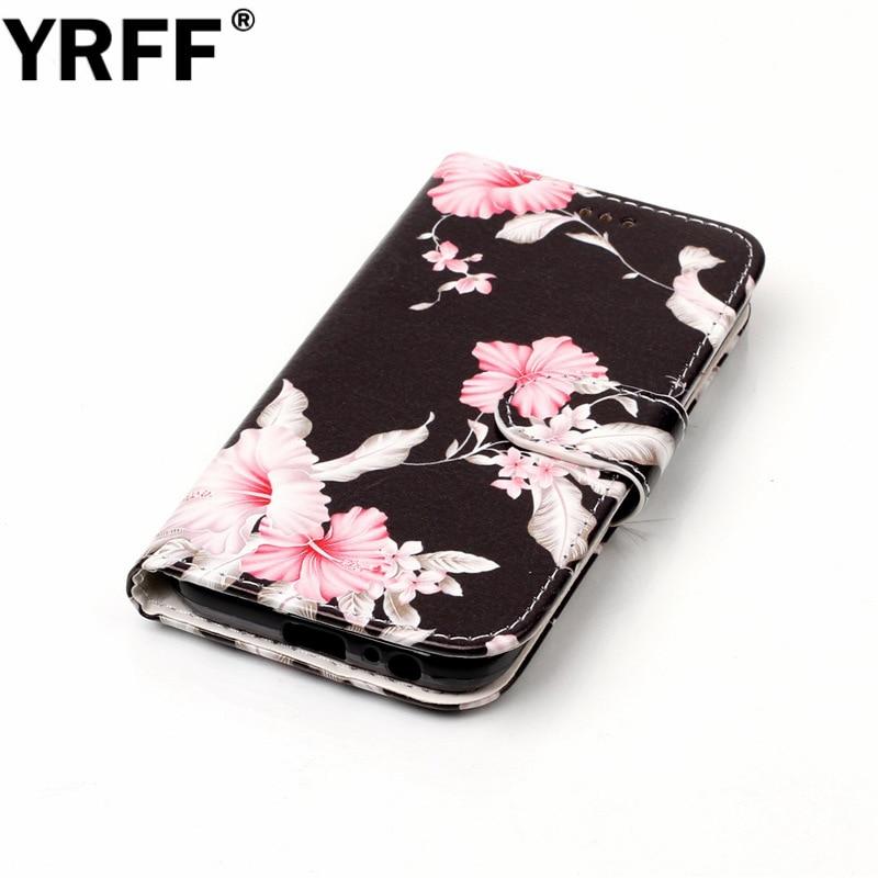 Nyaste Flip Flower läderfodral för samsung galaxy A5 2016 fodral - Reservdelar och tillbehör för mobiltelefoner - Foto 4