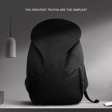 d6bc9844c1f0a YESO plecak na laptopa mody nieregularne duża pojemność podróży plecak Fit  15.6 cal wodoodporny Oxford męskie