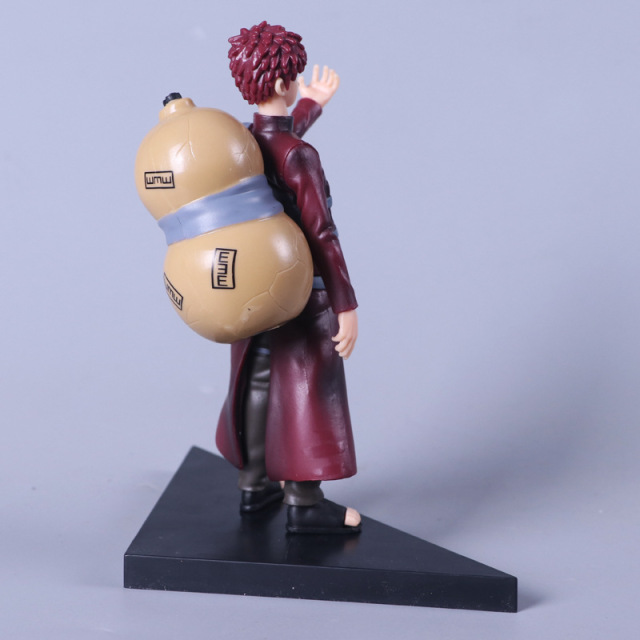 Naruto Naruto Gaara Sasuke PVC Q Version Action Figure Toy
